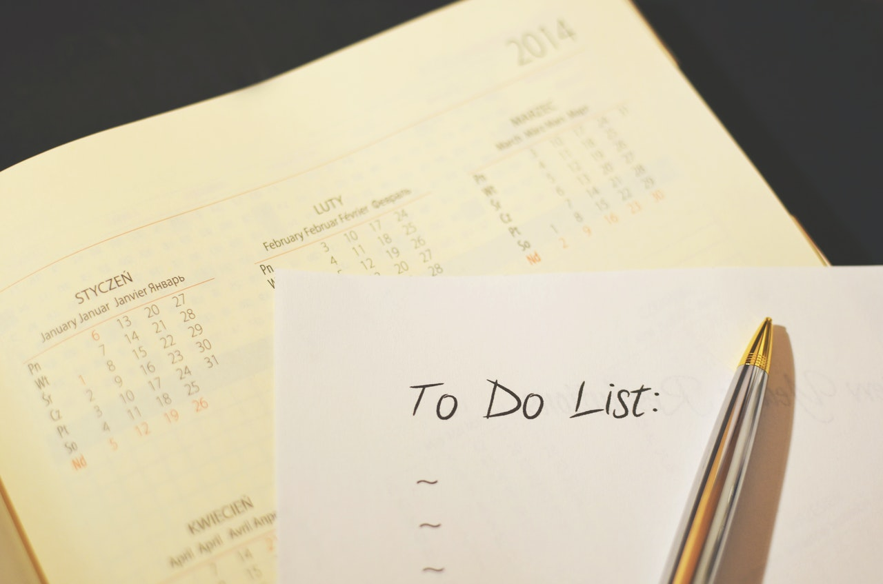 S'organiser avec une To Do List à Imprimer