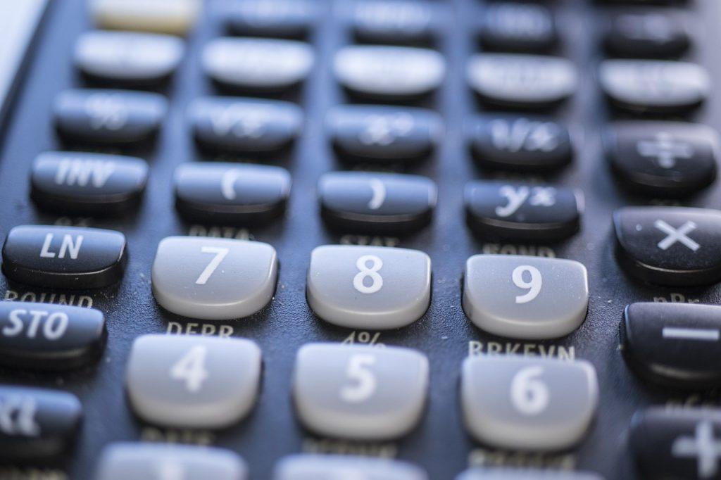 calculatrice pour calculer ses impots