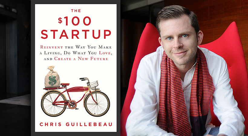 You are currently viewing « 100€ pour lancer son business », de Chris Guillebeau